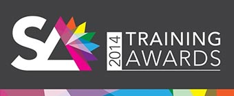 Finalist for SA Training Awards 2014